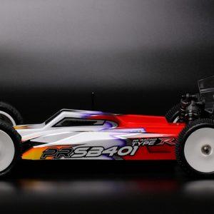 PR racing 1/10 4WD用パーツ